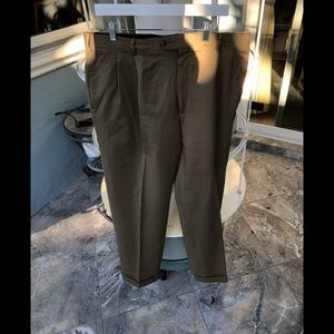 Other - PSA Bank Brown Dress Pants.  Size 36X30.